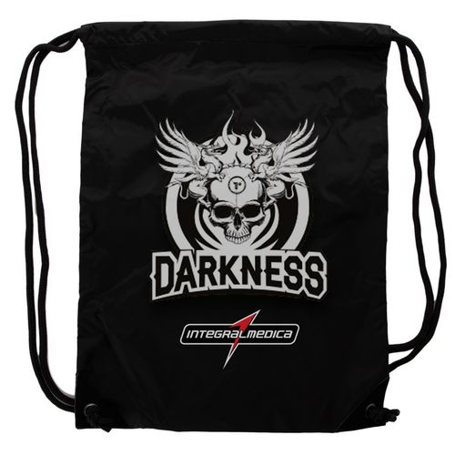 Bolsa Gym Bag Darkness - Integralmedica - Preta