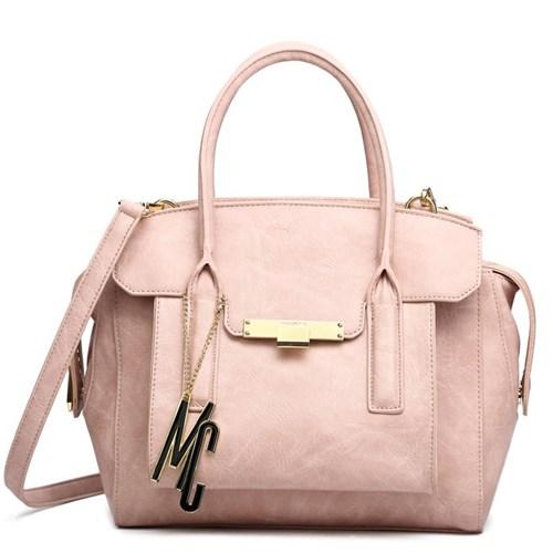 Tudo sobre 'Bolsa Macadamia Mci02005 - Cor Nude (Rosé) (Nude)'