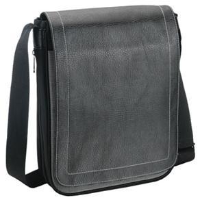 """Bolsa Mensageiro Multilaser BO092 para Notebook Até 13"""" - Preto"""
