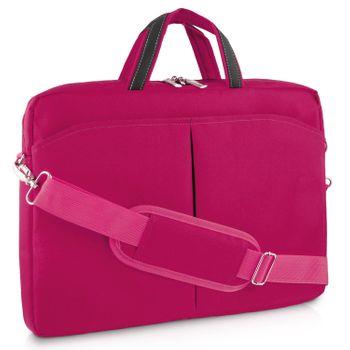 Bolsa Multilaser para Notebook 15 Polegadas Rosa BO170