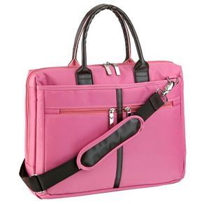 """Bolsa para Notebook 14"""" Rosa BO103 Multilaser"""