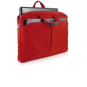 Bolsa para Notebook All Day Vermelha - Multilaser