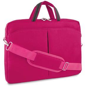 """Bolsa para Notebook Até 15"""" Multilaser BO170 - Rosa"""