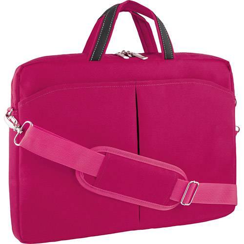 "Bolsa para Notebook Até 15"" Multilaser Rosa"