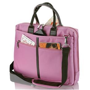 Bolsa para Notebook Feminina Rosa Bo103 - Multilaser