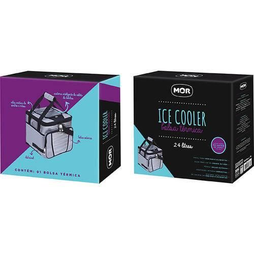 Bolsa Térmica Ice Cooler 24 Litros Mor