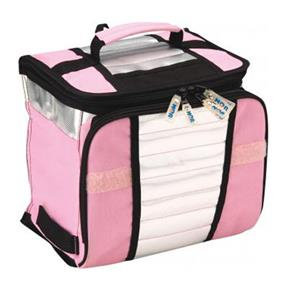 Bolsa Térmica Ice Cooler 7,5 Rosa Litros