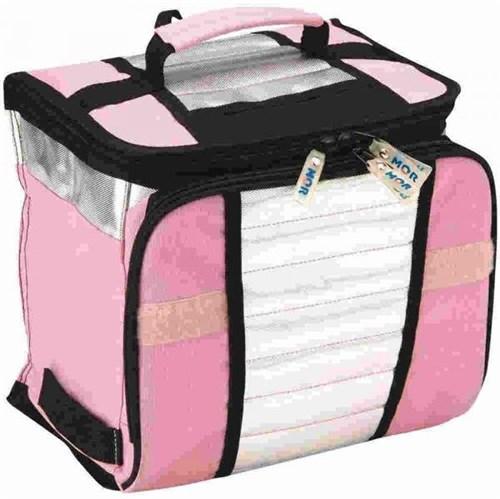 Bolsa Termica Ice Cooler 7,5L Rosa Mor