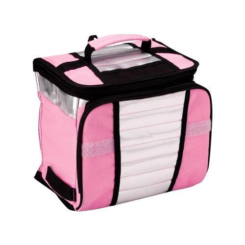 Bolsa Térmica Ice Cooler de 7,5 Litros Rosa