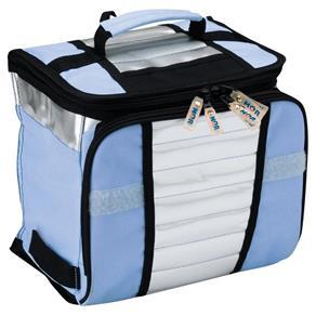 Ice Cooler 7,5 Litros Azul - Mor