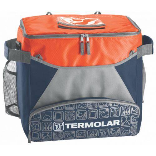 Bolsa Térmica Termobag Laranja 32 Litros - 56102 - Termolar