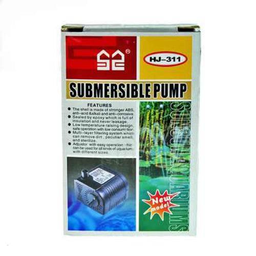 Tudo sobre 'Bomba Submersa Sunsun Hj-311 300l/h 2w para Aquários Fontes - Bomba Submersa Hj311 110v'