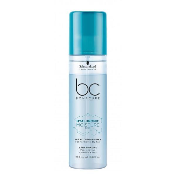 Bonacure Moisture Kick Spray Conditioner 200ml - Schwarzkopf