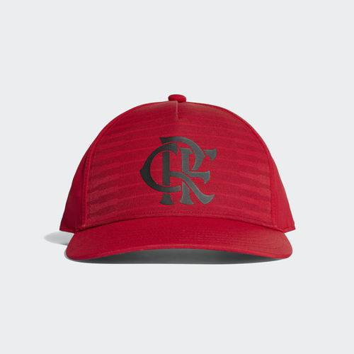 Tudo sobre 'Boné Flamengo Adidas S16 CW Vermelho e Preto 2018 2019 CY5543'
