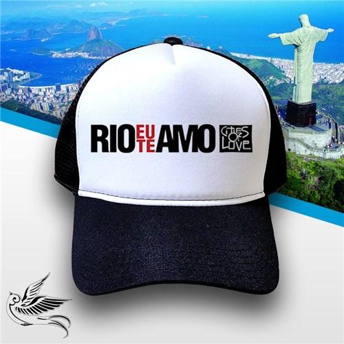 Boné Rio eu te Amo
