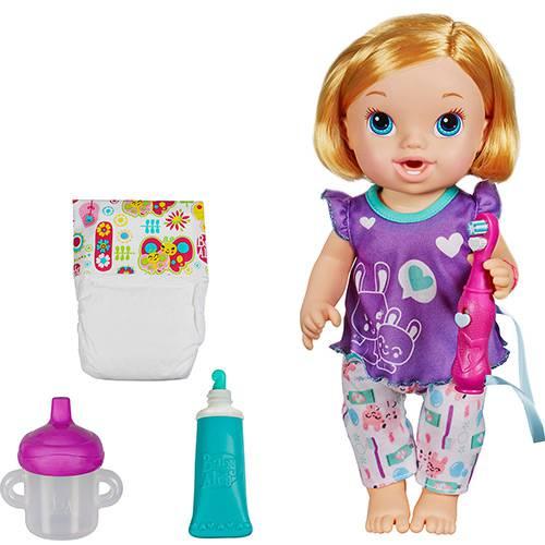 Tudo sobre 'Boneca Baby Alive Bons Sonhos - Hasbro'