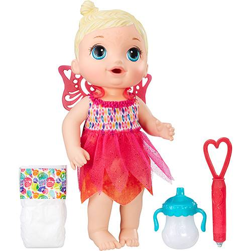 Tudo sobre 'Boneca Baby Alive Hora da Festa Loira - Hasbro'