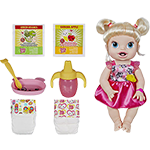 Tudo sobre 'Boneca Baby Alive Hora de Comer Loira - Hasbro'