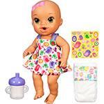 Boneca Baby Alive Hora do Xixi Morena - Hasbro