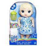 Tudo sobre 'Boneca Baby Alive Loira Hora do Xixi - Hasbro'