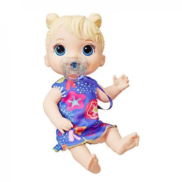 Boneca Baby Alive Primeiros Sons Loira, Hasbro