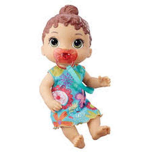 Boneca Baby Alive - Primeiros Sons - Morena - Hasbro