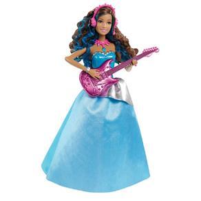 Boneca Barbie Filme Rock N Royals - Amiga