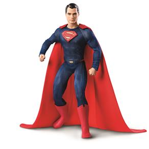 Boneca Batman Vs Superman Mattel - Superman