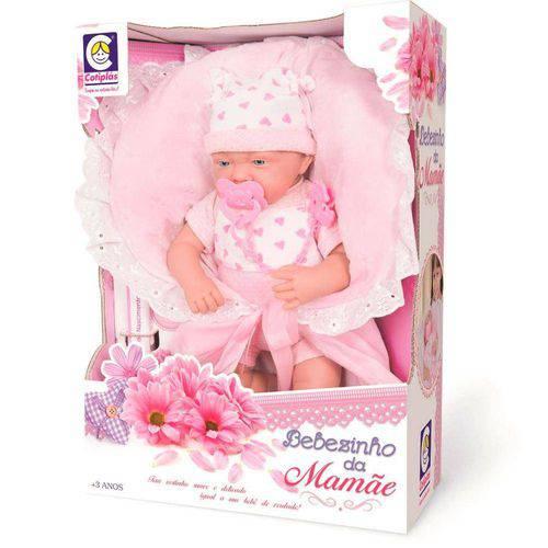 Tudo sobre 'Boneca Bebezinho da Mamãe Macacão 2082'