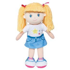 Boneca de Pano - 40 Cm - Lili - Buba