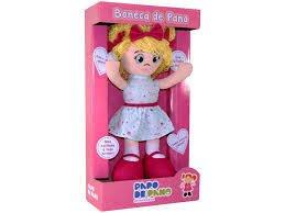 Boneca de Pano - Bia