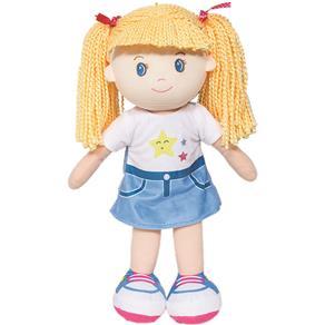 Boneca de Pano Buba Toys Lili