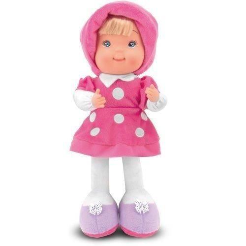 Boneca de Pano Fashion Pink 4055 - Cortex