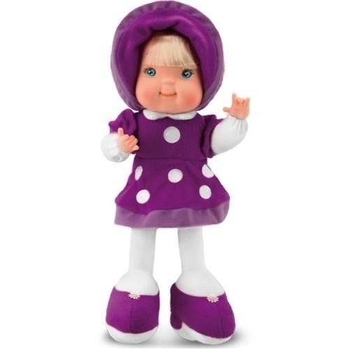 Boneca de Pano Fashion Uva 4058 - Cortex