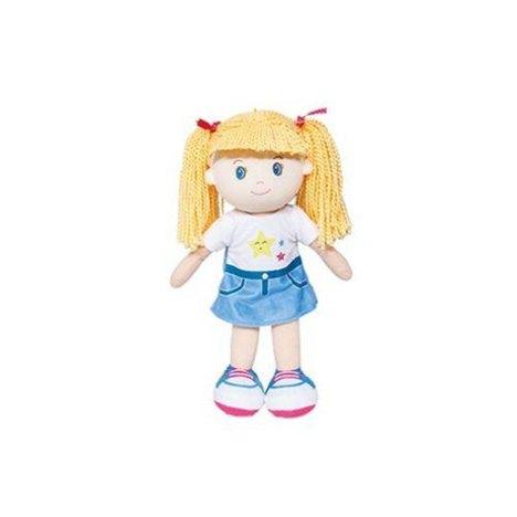 Boneca de Pano Lili Buba Toys 5991