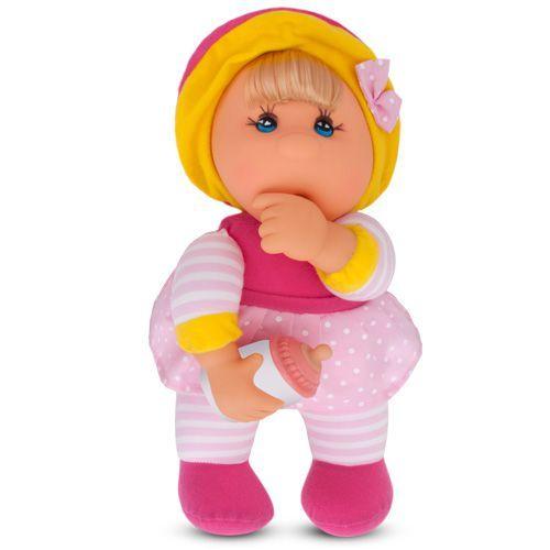 Boneca de Pano Marcella Baby - Cortex