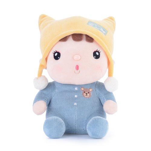 Boneca de Pano Sweet Candy Bebe Azul - Metoo Dolls (Pronta Entrega)