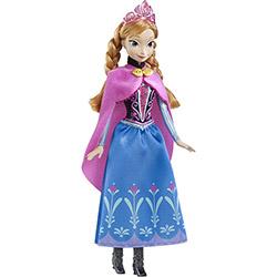 Boneca Disney Frozen Princesa Anna - Mattel