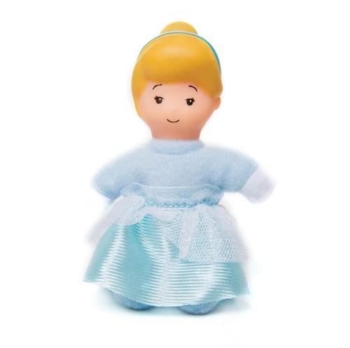 Boneca Fofolete Princesas Disney Cinderela - Estrela