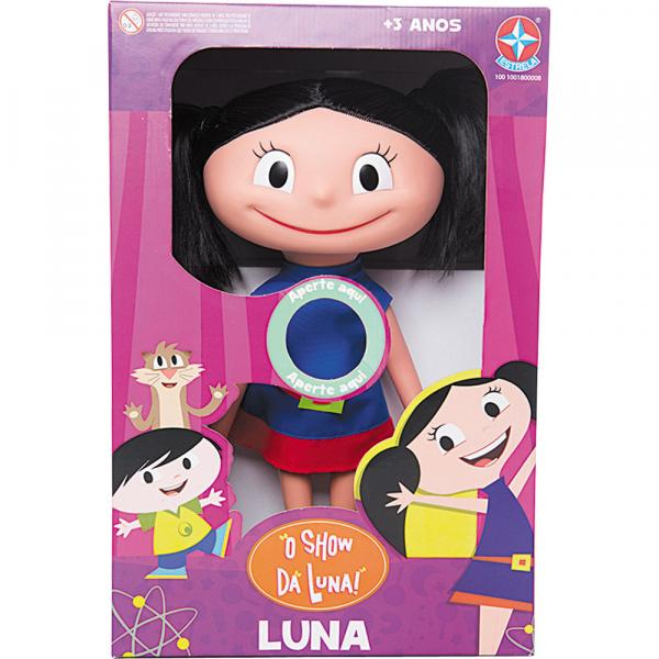 Tudo sobre 'Boneca Luna Estrela'