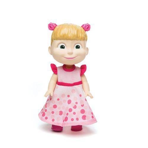 Boneca Masha de Vinil - Estrela