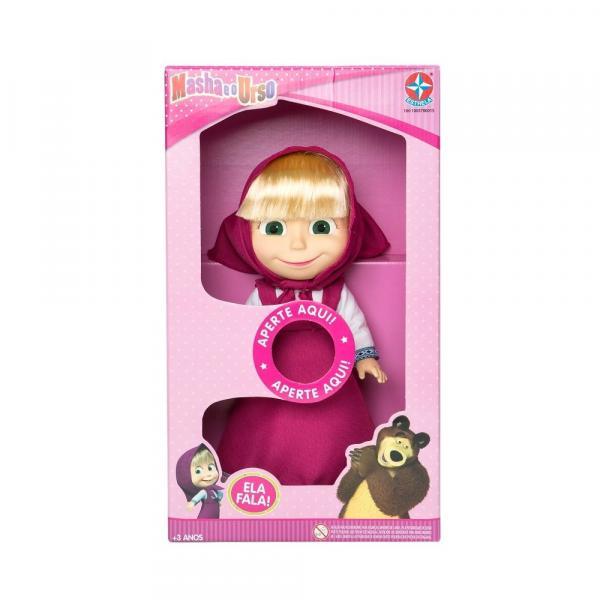 Boneca Masha e o Urso Estrela