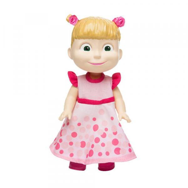 Boneca Masha em Vinil 17 Cm - Estrela