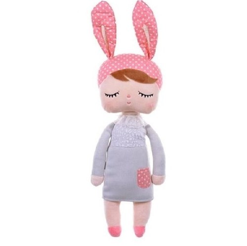 Boneca Metoo Angela Gray Bunny