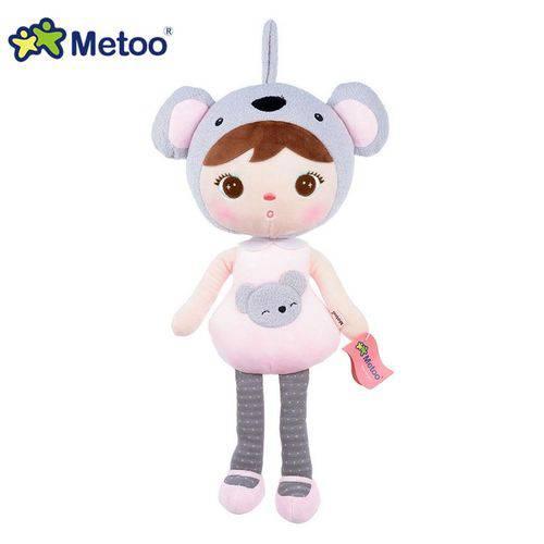 Tudo sobre 'Boneca Metoo Jimbao Koala'