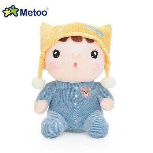 Tudo sobre 'Boneca Metoo Sweet Candy Bebe Azul'