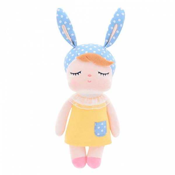 Boneca Mini Metoo Angela - Amarela - Buga Baby