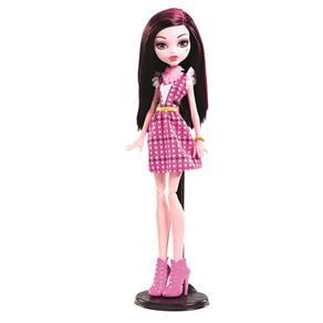 Tudo sobre 'Boneca Monster High Mattel Draculaura'