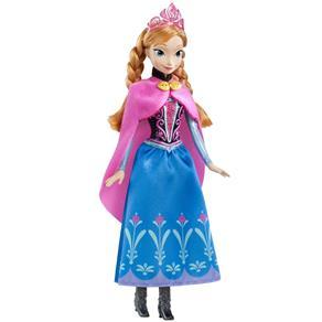 Boneca Princesa Anna Mattel Disney Frozen