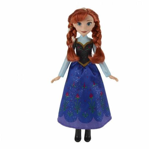 Boneca Princesa Clássica Frozen - Anna - Hasbro